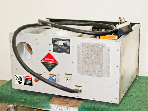 Branson/IPC PM-112RF Generator 13.560MHz -AS-IS Missing Tetrode Tube 04015-AA