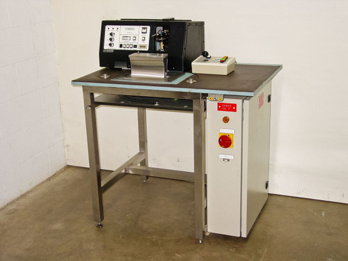 HyBond 616-12 Ultrasonic Peg Bonder, X,Y Linear Stage As Is
