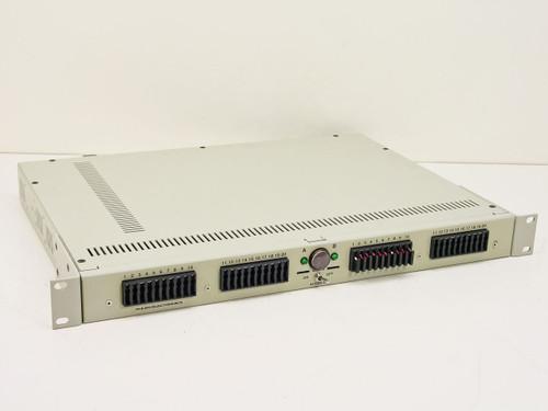 "Puleo Fuse 24 Volt Fuse Alarm Panel 19"" RackMount PE303-015"