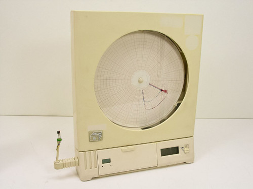 Omega CT485-RS  Chart Recorder - No AC Adapter - AS IS
