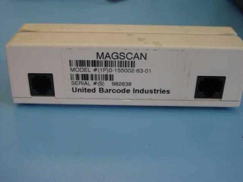 Intermec UBI Magscan Wedge Magnetic Strip Reader (Magscan)