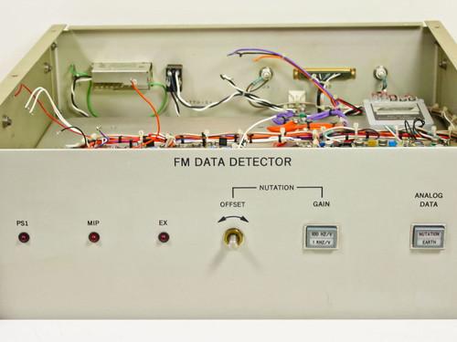 Hughes FM data detector 3814120-100-b - AS IS