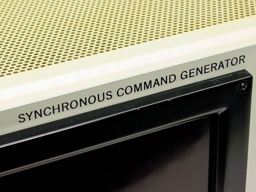 Hughes Synchronous Command Generator 3878523-100-1 - AS IS