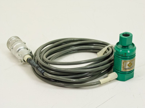 Transducer Load Cell with Cable TI82-1K-10P1 - AS IS