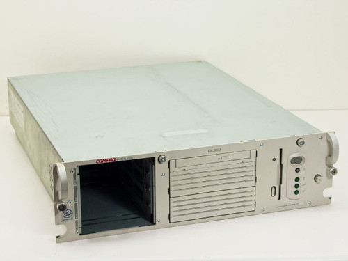Compaq Proliant DL 380 ROI Server-Empty Drive Slots  DL380 - AS IS