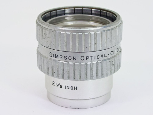 Simpson Optical Focal Length Modifier 16mm 2.5 - AS IS