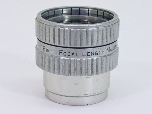 Simpson Optical 1 5/8 '' 16mm Focal Length modifier - AS IS