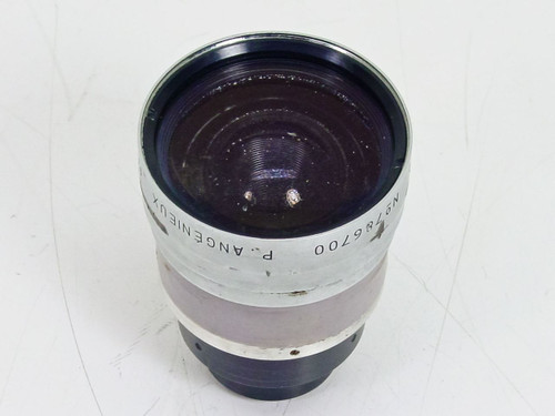 P Angenieux Parts Retrofocus R21 Lens F.10 1:1,8 - AS IS