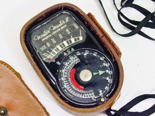 Weston  735  Universal Exposure Meter