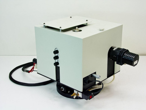 Oriel 150w  Arc Lamp & Photodiode, 3 axis Line Tool,& Linear Stage