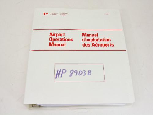 HP 8903B  Audio Analyzer Service Manual