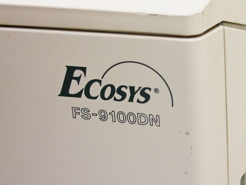 Kyocera Mita FS-9100DN Ecosys 36 PPM 11x17 Paper Network Laser Printer - AS IS