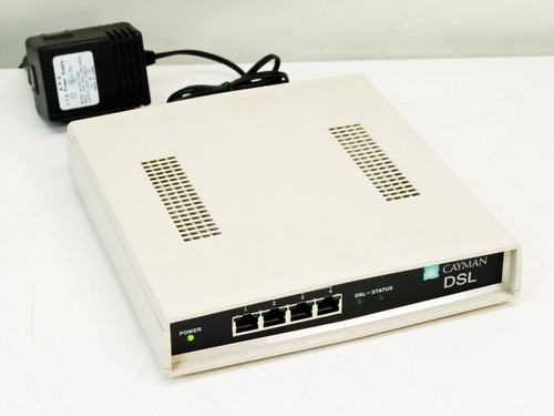 Cayman 3220-H  DSL Router - AS IS