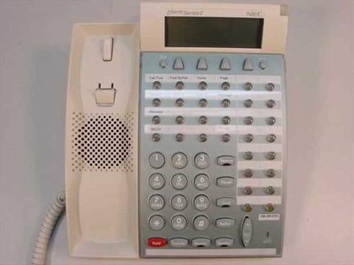 NEC Dterm Series E Telephones DTP-32D-1(WH) TEL NEAX (DTP-32D-1)