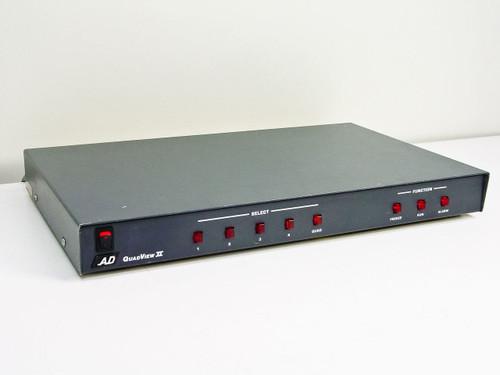 American Dynamics AD1473  Video Equipment Quad View II - AS IS