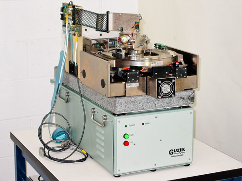 Guzik S1701 SpinStand Disk Drive Tester with RWA-1632 ANA-961 PRML - As Is