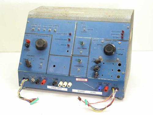 Powerstat Type 10B 0~132 VAC Variac PowerStat Transformer in TFX-5297 Enclosure