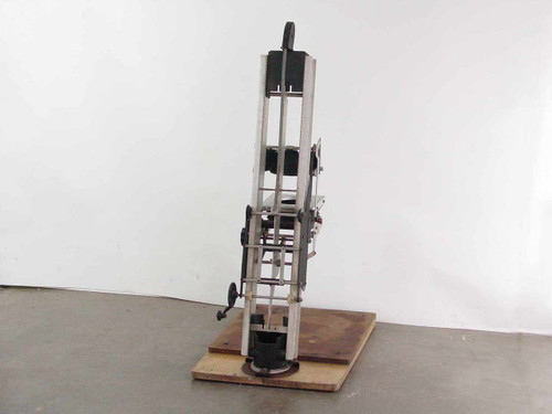 Simmon Bros. Inc. Photographic Enlarger Automega B7