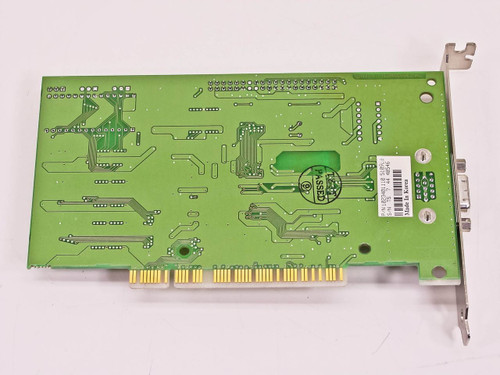 ATI 109-34000-10 PCI VGA Video Card - 3D Rage II+DVD MACH64 GT 113-34008-1-01