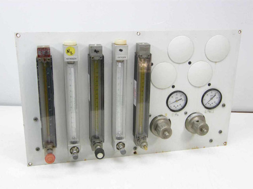 Thermco SK15788-001 3 Loop Gas Flow Controller - AS IS
