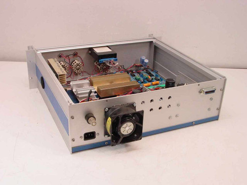 Generic YIG Oscillator Control Panel in Aluminum Rackmount 26.5 to 40 GHz