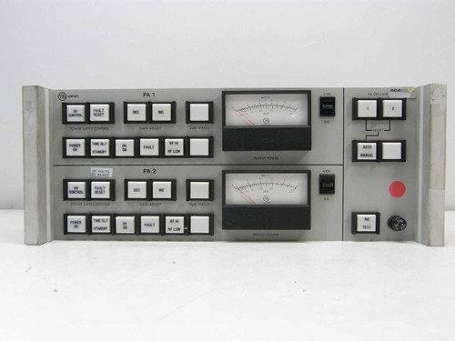 Varian VTW6767D8 Remote Control Unit for Satellite Station - AS IS