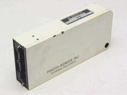 Photo-Sonics LB-24A Inc. 100' Film Magazine - Shell only