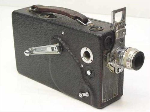 Cine Kodak Model K  16mm Film Camera w/case and Lens Collectors Item