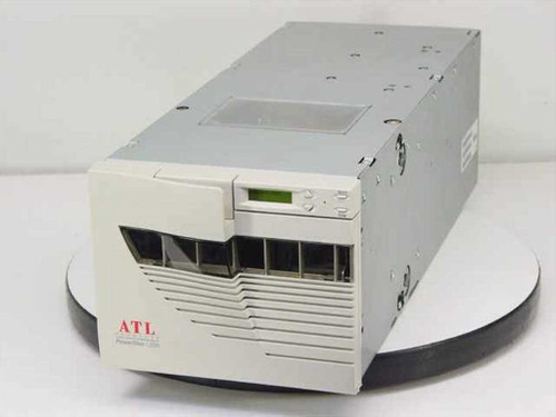Quantum ATL L200 PowerStor DLTtape Drive - External 68-Pin SCSI Ports - As Is