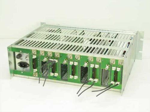 "Wegener Communications 1601-54 REV A Mainframe - 19"" Rackmount 3U - Satcom/RF"