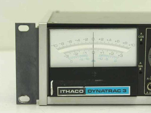 Ithaco ~Rib~ Lock-in Amplifier - mod 393-02 Dynatrack 3
