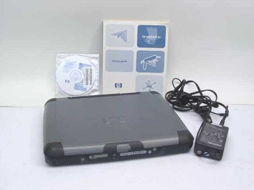 HP PIII Laptop W/AC Adapter - Parts Unit Pavilion N5190 - AS IS