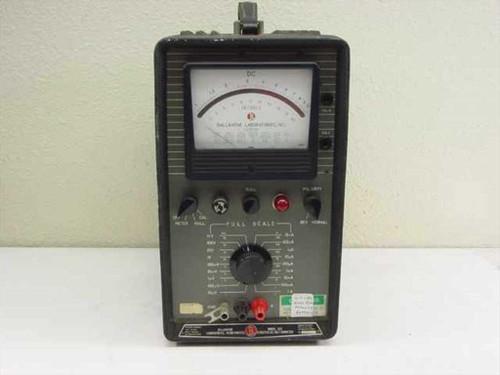 Ballantine Laboratories Model 365 Sensitive DC Volt/Ammeter - Vintage Collectible