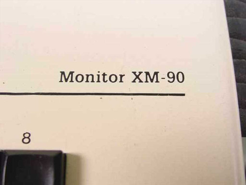 Oxford XM-90 8-Port Monitor with Shinohara Electrical Instruments Gauge - As Is