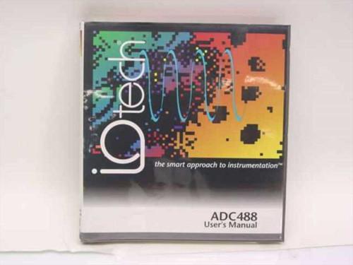 IOtech ADC488/ 16A/ 8SA User's Manual 100-0920