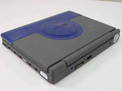 """GoVideo DP7240  7"""" Off-Road Portable DVD Player - As Is"""