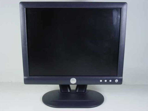 """Dell E152FPc  15"""" LCD Monitor - Powers up then Shuts off - AS IS"""