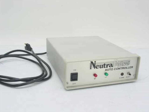 Neutra Pulse Auto Controller DC Ionization System - Static Charge Particle Base