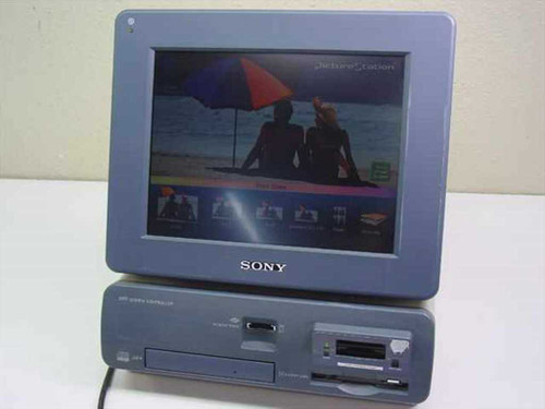 Sony UPA-PC105 *RETAIL* Picture Station Kiosk - DPF System Controller - As Is