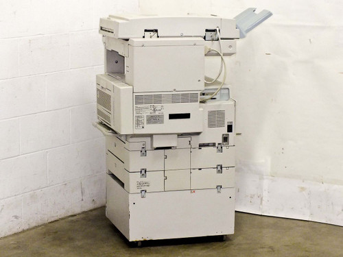 Minolta Di351 DiAlta Digital Copier Unable to Pass Copies- AS IS