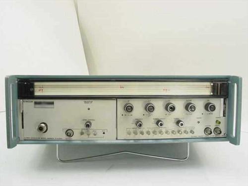 Singer 6608EDA Alfred Oscillator .01 - 4.2 GHz - AS IS
