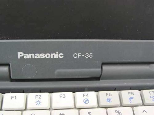 "Panasonic CF-35  P133MHz Laptop Computer 12.1"" Display - AS IS"