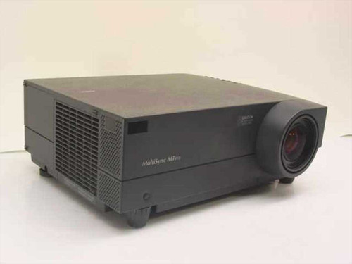 NEC Multisync MT810 550 Lumen Portable LCD Projector - As Is / For Parts