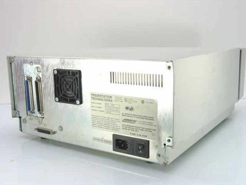 Presentation Technologies Montage FR1 MPS 100