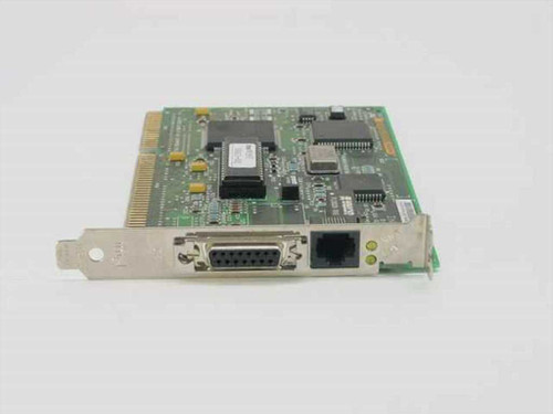 Intel 350020-001  l8/16 LAN Adapter ISA card