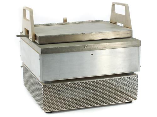 Custom Hot Plate Custom Hot Plate Heavy Duty 5.75 in Diameter Platform w/ Cover