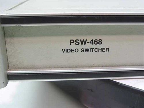 Lenco PSW-468 Video Switcher - AS IS