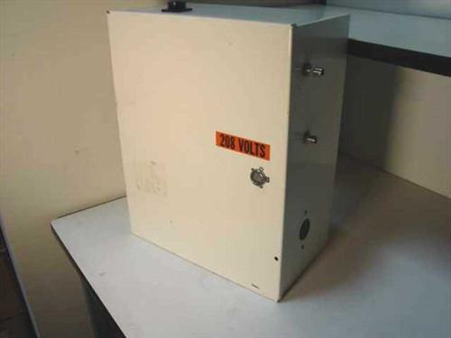 Crystal Specialties Inc 510  Control Box w/Programmer
