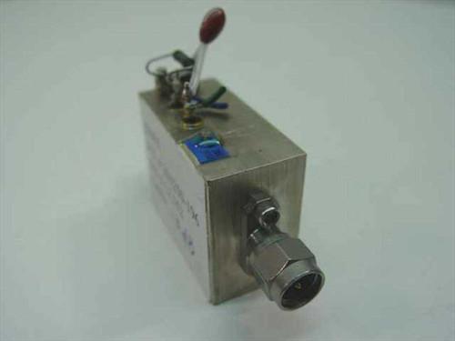 SNET 201250-196 Voltage Controlled Diode Based Amplitude Limiter