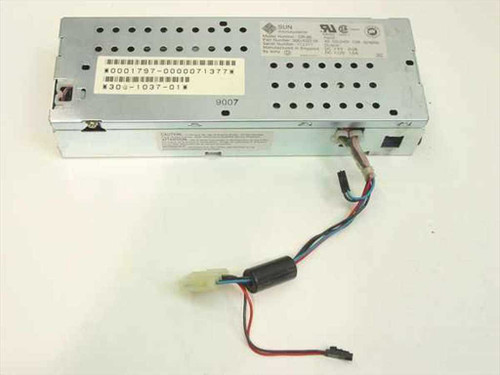Sun 300-1037-01 35W Power Supply for Vintage Computers - Sony Model CR-86